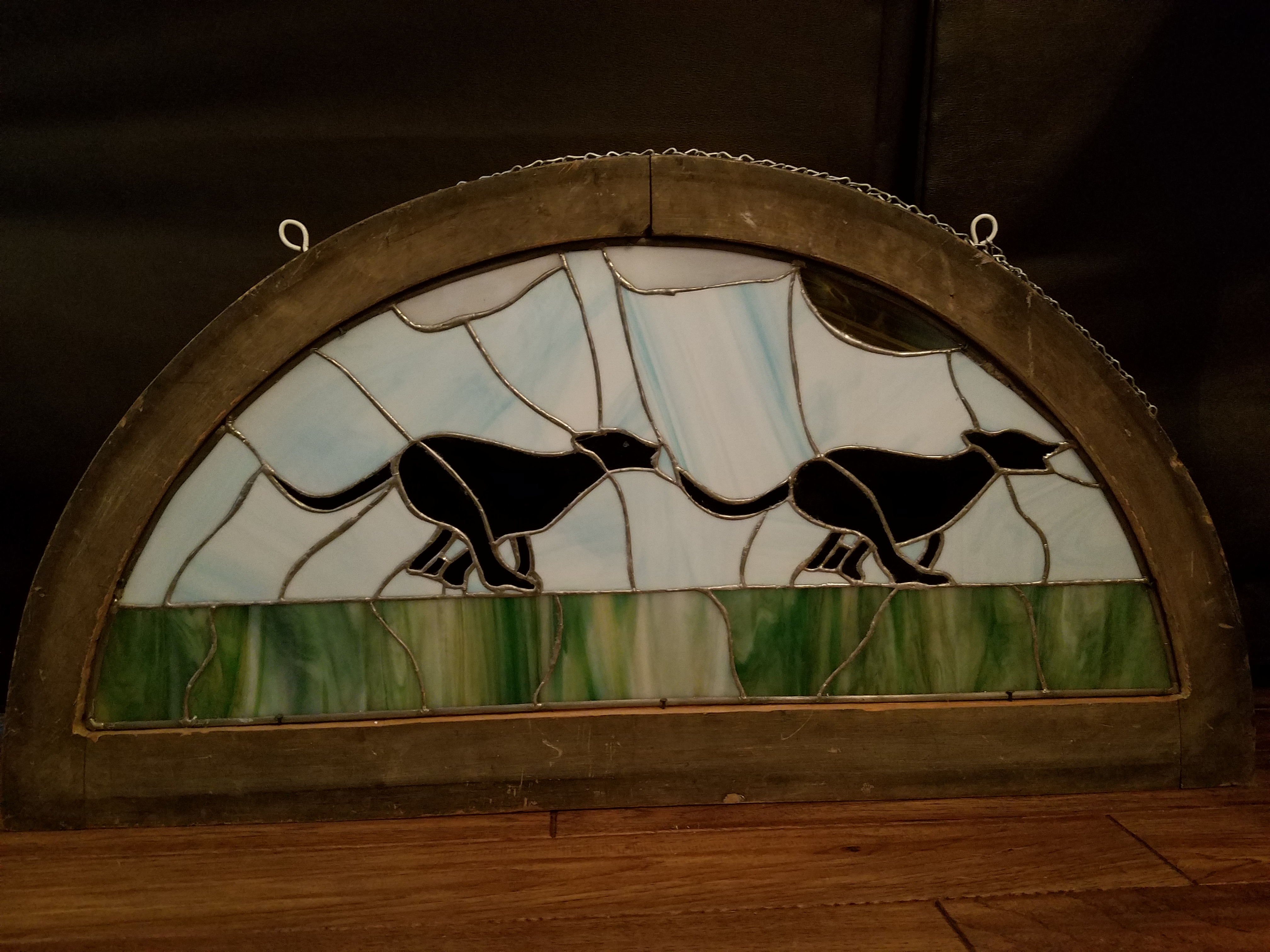 Door prize - Stained glass